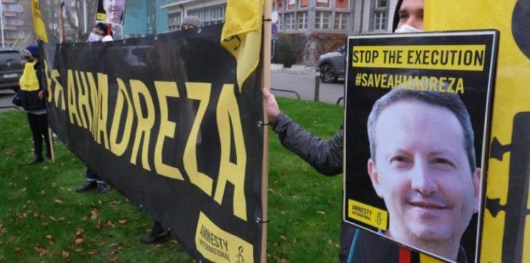 خبراء أمميون يدعون طهران إلى الإفراج عن إيراني – سويدي «قد يموت قريباً»